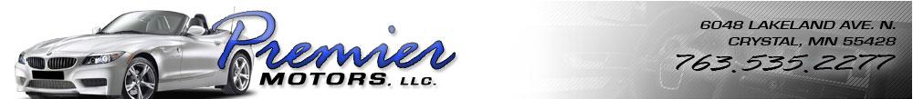 Premier Motors LLC - Crystal, MN