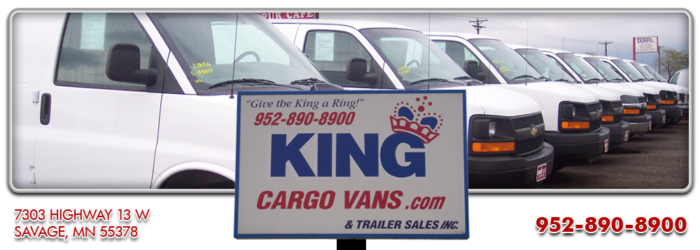 King Cargo Vans INC - Savage, MN