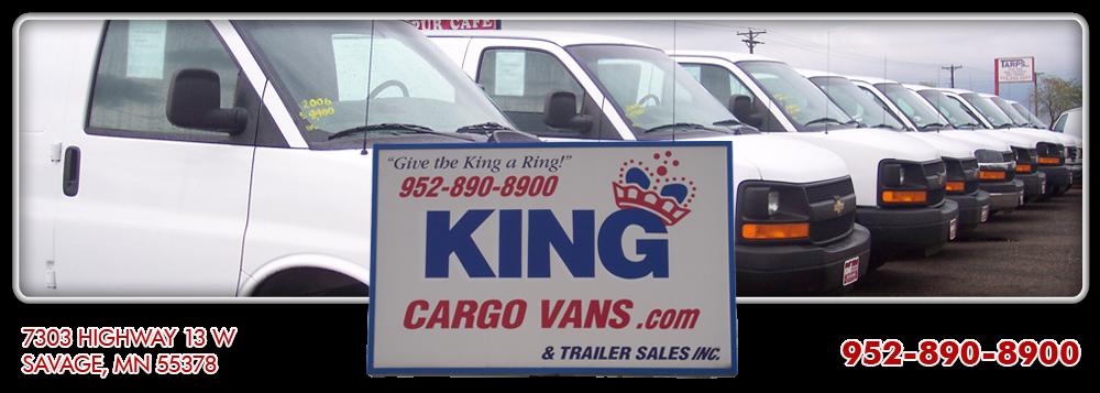 66a9c020ec King Cargo Vans INC - Commercial Vans For Sale - Savage MN Dealer