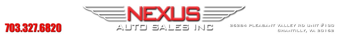 Nexus Auto Sales - Chantilly, VA
