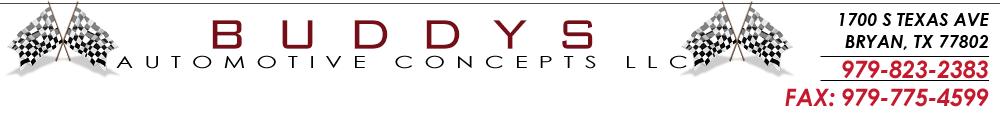 Buddys Automotive Concepts LLC - Bryan, TX