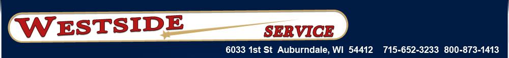 West Side Service - Auburndale, WI