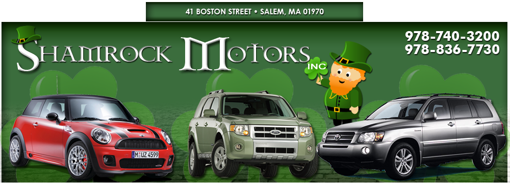 Shamrock Motors Inc - Salem, MA