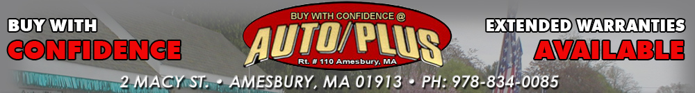 Auto Plus - Amesbury, MA