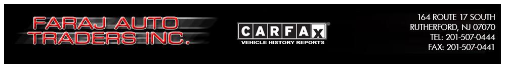 Faraj Auto Traders Inc. - Rutherford, NJ