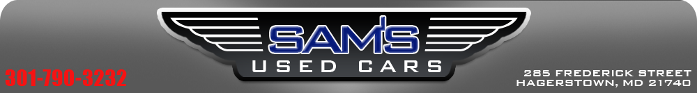 Sam's Used Cars - Hagerstown, MD