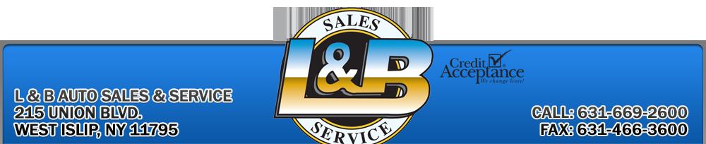 L & B Auto Sales & Service - West Islip, NY