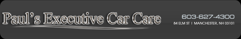 Paul's Executive Car Care - Manchester, NH