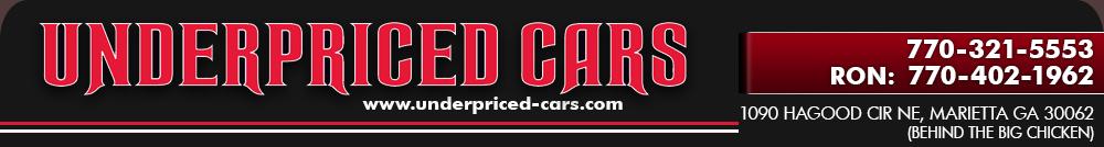 Underpriced Cars - Marietta, GA