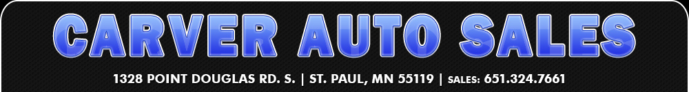 Carver Auto Sales - Saint Paul, MN