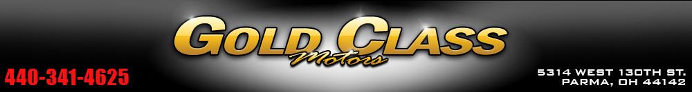 Gold Class Motors Inc - Parma, OH