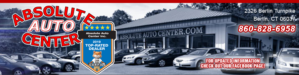 Family Auto Center >> Absolute Auto Center Used Cars Berlin Ct Dealer