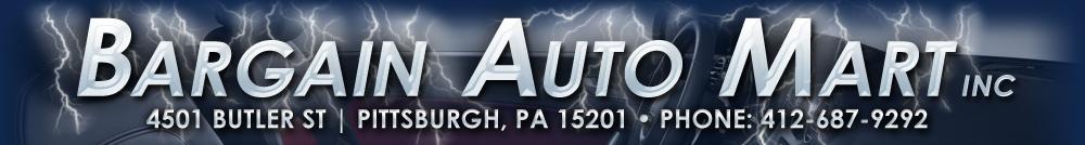 Bargain Auto Mart - Pittsburgh, PA
