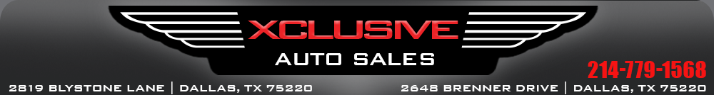 Xclusive Auto Sales - Dallas, TX