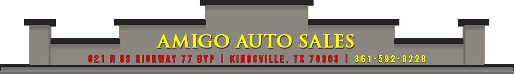 AMIGO AUTO SALES - Kingsville, TX