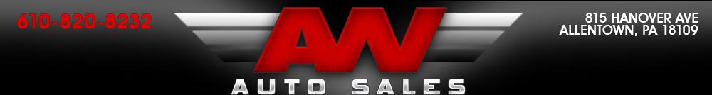 AW Auto Sales - Allentown, PA