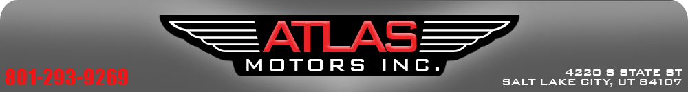 ATLAS MOTORS INC - Salt Lake City, UT