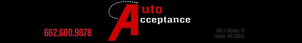 Auto Acceptance - Tupelo, MS