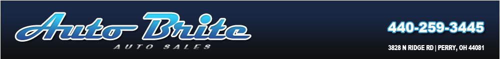 Auto Brite Auto Sales - Perry, OH