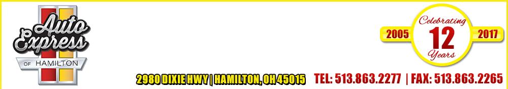 AUTO EXPRESS OF HAMILTON LLC - Hamilton, OH