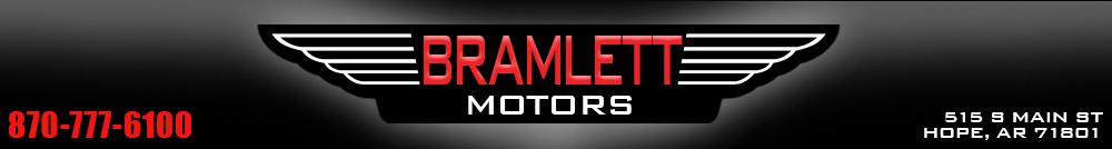 BRAMLETT MOTORS - HOPE, AR