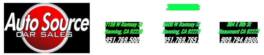 Auto Source - Banning, CA