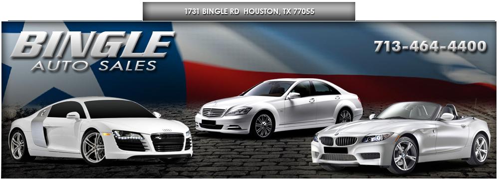 BINGLE AUTO SALES - Houston, TX