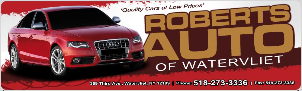 Roberts Auto of Watervliet - Watervliet, NY