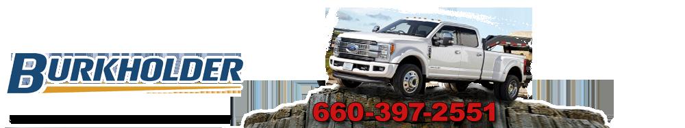 Burkholder Truck Sales LLC (Edina) - Edina, MO