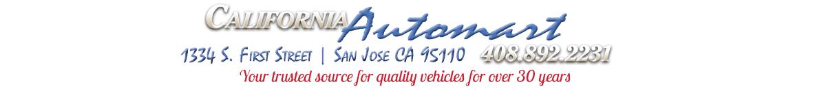 CALIFORNIA AUTOMART - San Jose, CA