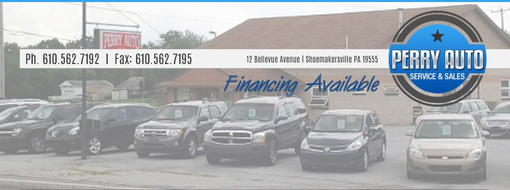 Perry Auto Service & Sales - Shoemakersville, PA