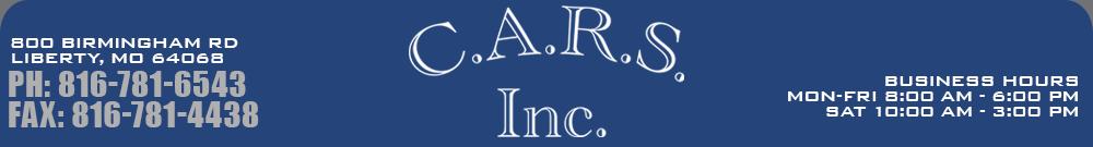 C.A.R.S. Inc - LIBERTY, MO