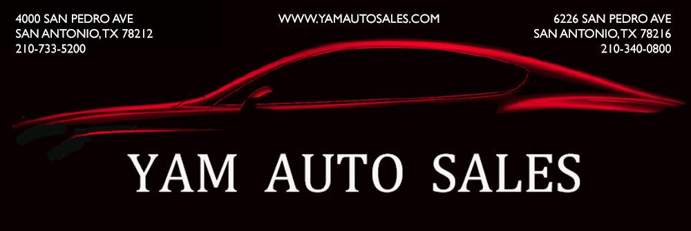 Yam Auto Sales - SAN ANTONIO, TX