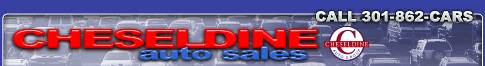 Cheseldine Auto Sales - California, MD