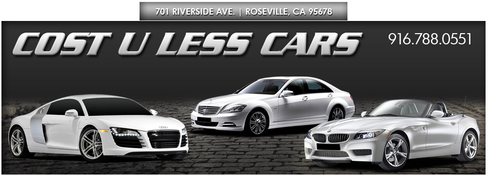 COST U LESS CARS - Roseville, CA