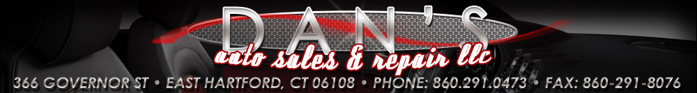 DAN'S AUTO SALES & REPAIR LLC - East Hartford, CT