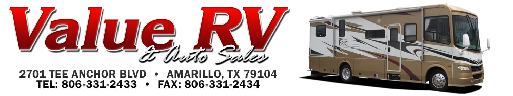 Value RV & Auto Sales - Amarillo, TX
