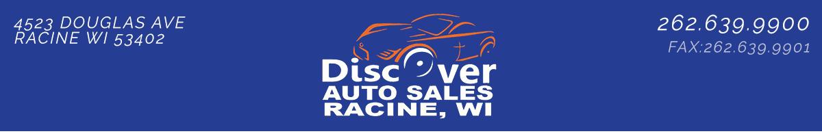 DISCOVER AUTO SALES - Racine, WI