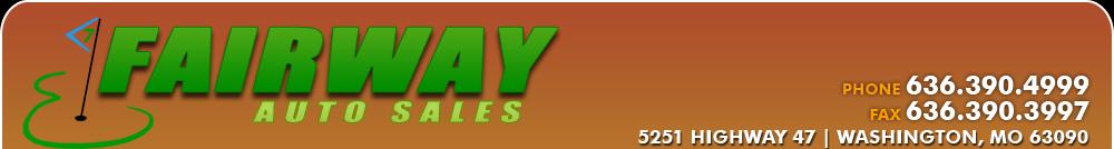FAIRWAY AUTO SALES - Washington, MO