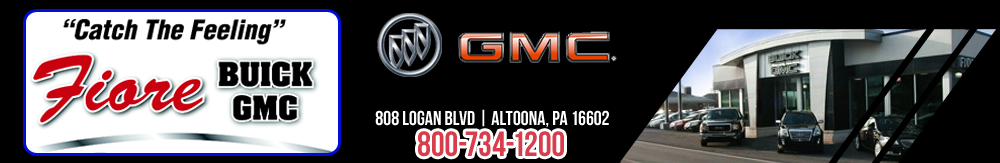 Fiore Buick GMC - Altoona, PA