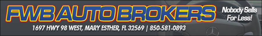 FWB AUTO BROKERS - Mary Esther, FL