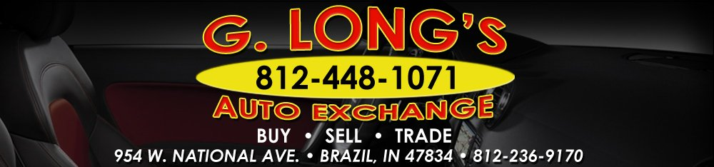 G LONG'S AUTO EXCHANGE - Brazil, IN