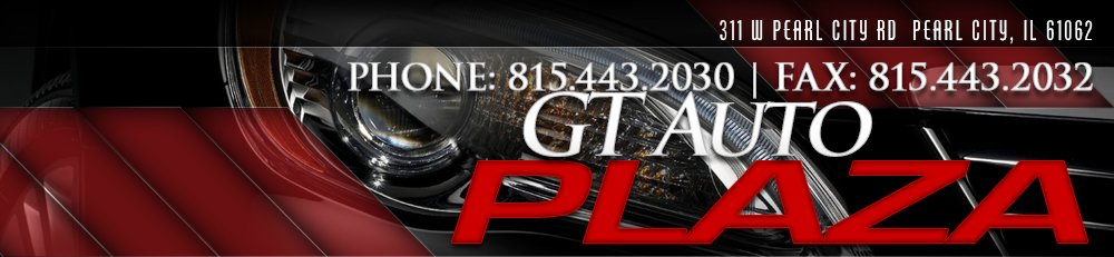 G T AUTO PLAZA Inc - Pearl City, IL