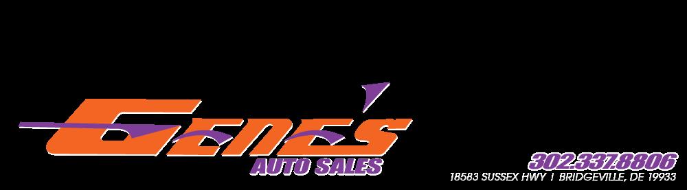 Gene's Auto Sales - BRIDGEVILLE, DE