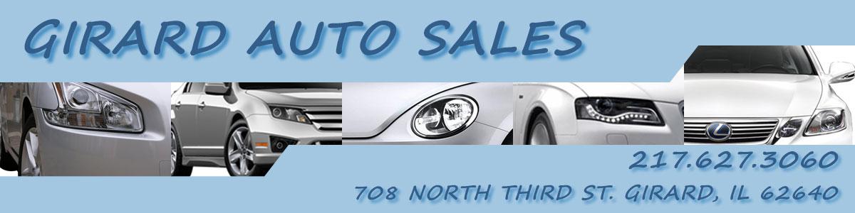 Girard Auto Sales - Girard, IL