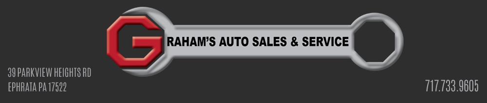 GRAHAM'S AUTO SALES & SERVICE INC - EPHRATA, PA