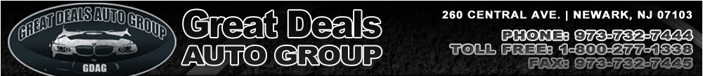 GREAT DEALS AUTO GROUP - Newark, NJ