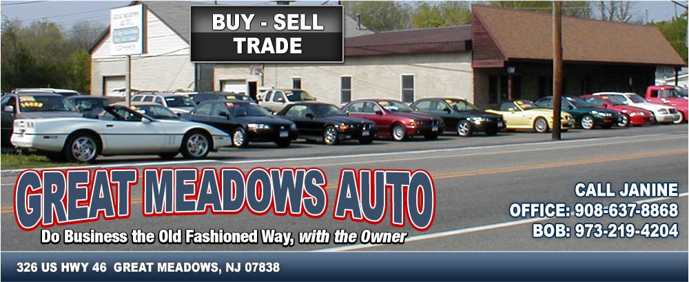 GREAT MEADOWS AUTO SALES - Great Meadows, NJ