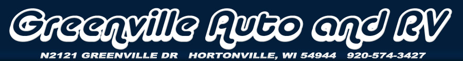 GREENVILLE AUTO & RV, LLC - Hortonville, WI