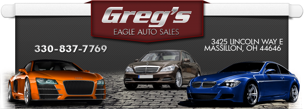 GREG'S EAGLE AUTO SALES - Massillon, OH